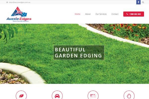 web design brisbane auzzie edges