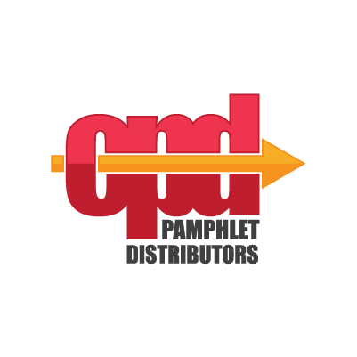 logo design sunshine coast cpd pamphlet distributors