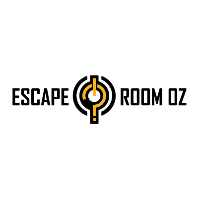logo design sunshine coast escape room oz