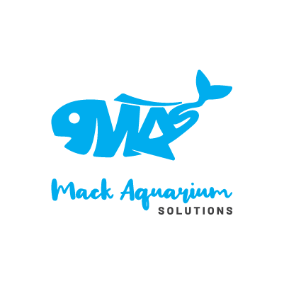 logo design sunshine coast mack aquarium solutions