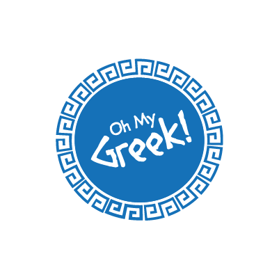 logo design sunshine coast oh my greek