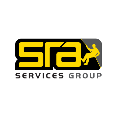 logo design sunshine coast sra services group